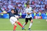 Siêu phẩm vào lưới Argentina của hậu vệ Pháp đẹp nhất World Cup 2018