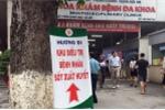 Lập bệnh viện dã chiến điều trị sốt xuất huyết