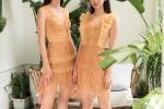Hoa hau Do My Linh, A hau Thanh Tu dien vay ren quyen ru hut anh nhin hinh anh 1