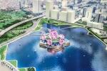 Mô phỏng nhà hát Hoa Sen 'lớn và hiện đại nhất thủ đô'