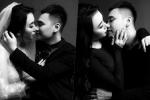 Khắc Việt khoá môi vợ DJ 9x đầy ngọt ngào trong bộ ảnh cưới