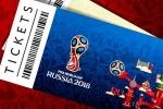 Mua phải 3.500 vé World Cup giả, khách Trung Quốc bị từ chối vào sân xem đá bóng