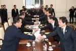 Trưởng đoàn Triều Tiên nói gì trong cuộc gặp Hàn Quốc sáng nay?