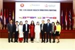 Bộ trưởng Nguyễn Thị Kim Tiến tham dự Hội nghị Bộ trưởng Y tế ASEAN 13