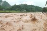 Nước lũ rút dần, miền núi phía Bắc vẫn có nguy cơ sạt lở, lũ quét