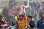 Lễ hội té nước Thái Lan 2018 diễn ra vào ngày nào