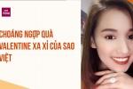Mỹ nhân Việt đua nhau khoe quà Valentine xa xỉ