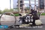 Mẫu môtô kỳ lạ dùng động cơ máy bay của cựu tay đua F1