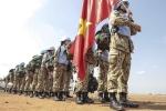 Ba tháng hoạt động của bệnh viện dã chiến Việt Nam tại Nam Sudan