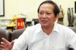 Bộ trưởng Trương Minh Tuấn: 'Báo chí đang gặp khó khăn với mạng xã hội'