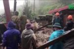 Lai Châu: Sạt lở đất vùi lấp nhà dân, 6 người chết