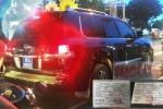 Phó chủ tịch đi xe Lexus gắn biển xanh: Phát hiện nhiều bất thường