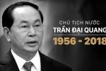 Video: Hai năm hoạt động trên cương vị Chủ tịch nước của ông Trần Đại Quang