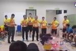 Clip: HLV Park Hang-seo động viên học trò sau trận khổ chiến với Bahrain