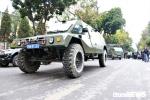Hà Nội đưa xe bọc thép, Hummer chống đạn tăng cường an ninh trước thềm hội nghị Mỹ - Triều