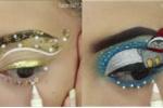 Video: Những kiểu trang điểm mắt đẹp long lanh cho Giáng sinh