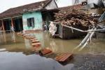 Có nhà không được ở, dân Thanh Hoá phải thuê trọ để 'chạy' lụt
