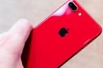 Cận cảnh iPhone 8 và 8 Plus màu đỏ