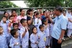 Trào dâng nước mắt ngày Giáo sư Nguyễn Anh Trí về hưu: Hiếm ai được như thế!