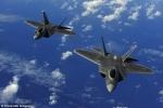 Mỹ điều động F-22 chặn máy bay ném bom Nga ở gần Alaska