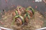Làm món lươn cuốn thịt sao cho vừa vị?