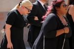 Nhung hinh anh dau tien trong le tang Thuong nghi sy John McCain hinh anh 3