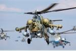 Phi công Nga thường xuyên đối mặt với vũ khí hạng nặng của phiến quân khủng bố Syria