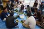 Người Việt ở Tsukuba, Nhật Bản rộn ràng đón tết Mậu Tuất