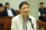 Bị cáo Trịnh Xuân Thanh đưa hàng loạt lý lẽ, quyết không nhận tội