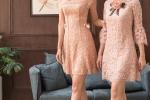 Hoa hau Do My Linh, A hau Thanh Tu dien vay ren quyen ru hut anh nhin hinh anh 7