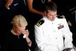 Nhung hinh anh dau tien trong le tang Thuong nghi sy John McCain hinh anh 7