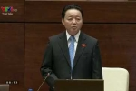 Video: Bộ trưởng Tài nguyên - Môi trường khẳng định biển miền Trung an toàn