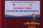 Hiệu trưởng dâm ô ở Phú Thọ từng rao giảng 'tuyên chiến' với nạn xâm hại trẻ em