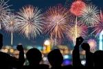 Các điểm bắn pháo hoa đêm giao thừa mừng Tết Kỷ Hợi 2019