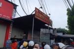 Video: Bà hỏa thiêu rụi cửa hàng hoa, 3 người thương vong trong đêm