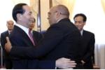 Chủ tịch nước Trần Đại Quang tiếp Đại sứ Cuba