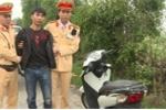 Trộm xe SH ở Hà Nội, bị tóm gọn khi mang về Thái Bình tiêu thụ