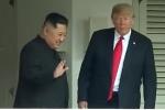 Clip: Trump - Kim thân mật sánh bước sau cuộc họp 'rất rất tốt đẹp'
