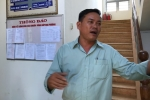 Trưởng Công an xã đá bay hàng hóa của tiểu thương: Rất xấu hổ, mong mọi người bỏ qua