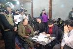 Bắt sới bạc khủng ở làng quê Nghệ An