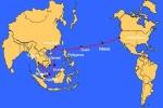 Tuyến cáp quang biển quốc tế AAG gặp sự cố lần thứ 3 trong năm nay