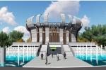 Hơn 100 tỷ đồng xây dựng đền thờ Vua Hùng tại Cần Thơ