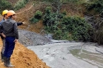 Vỡ đập bùn thải quặng ở Nghệ An, Bộ Công Thương cử đoàn kiểm tra