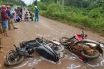 2 xe máy đối đầu, nữ giáo viên thiệt mạng