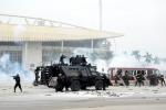 Công an diễn tập chống khủng bố, Hà Nội cấm hàng loạt tuyến đường