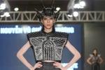'Cuộc diễu hành của quỷ' xuất hiện trong bộ sưu tập thời trang tốt nghiệp của sinh viên Việt