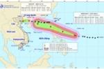 Bão số 5 suy yếu, siêu bão MANGKHUT sẽ ảnh hưởng trực tiếp đến Việt Nam