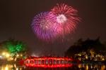 1,2 triệu đồng một chỗ xem pháo hoa Giao thừa ở Hà Nội