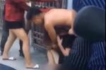 Cùng con dâu đánh ghen, người phụ nữ bị con trai 'đánh nhầm'