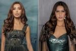 Fan thích thú với loạt ảnh Minh Tú diện váy ôm sát khoe vóc dáng nóng bỏng